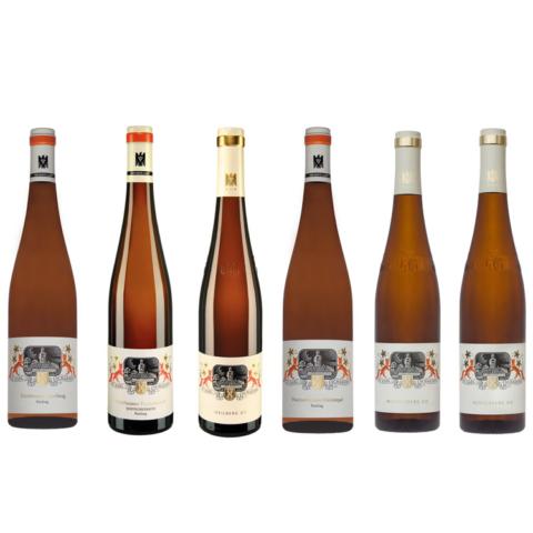 Grosse Weine Paket Weiss
